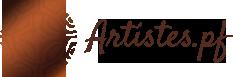 Artistes.pf – Les artistes de Tahiti et ses Îles Logo